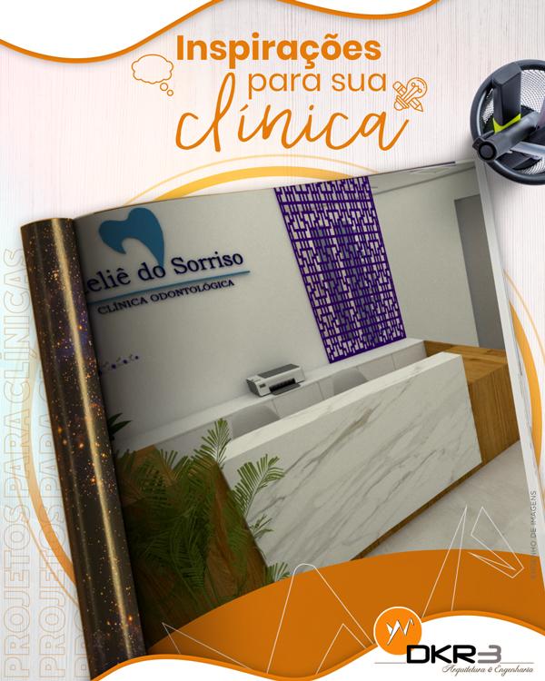 Inspirações para sua clínica