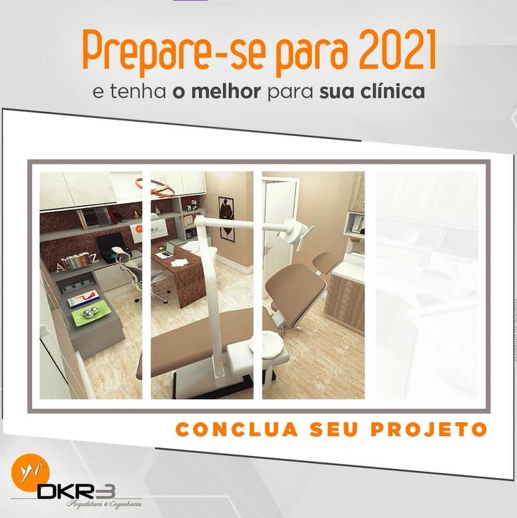 Prepare-se para 2021 e tenha o melhor para a sua clínica