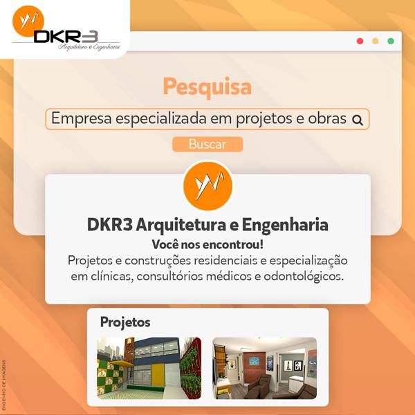 Buscando uma empresa especializada em projetos e obras?