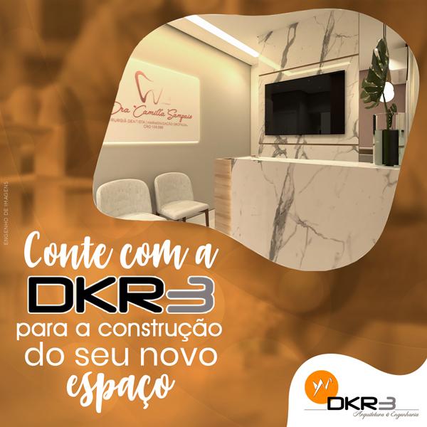 Conte com a DKR3 para a construção do seu novo espaço!