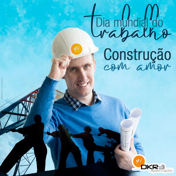 Construção com amor!