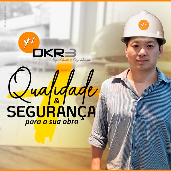 Qualidade e segurança para sua obra é na DKR3!