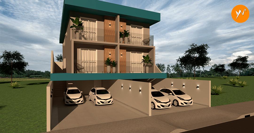 Projeto e execução de obra residencial em Cotia!